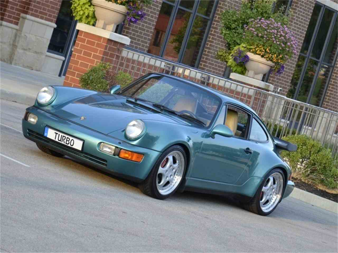 Large Picture of '94 911 Turbo - FX1T
