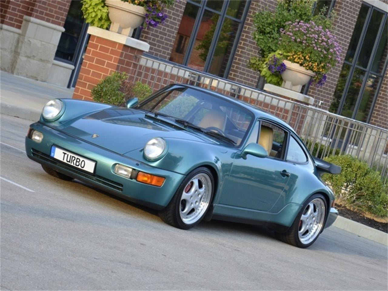 Large Picture of 1994 Porsche 911 Turbo located in Carmel Indiana Auction Vehicle Offered by Abreu Motors - FX1T