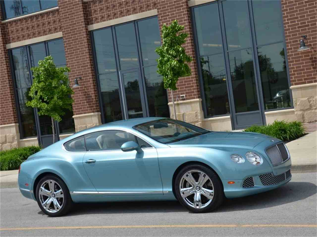 Large Picture of '12 Bentley Continental Offered by Abreu Motors - FX2U