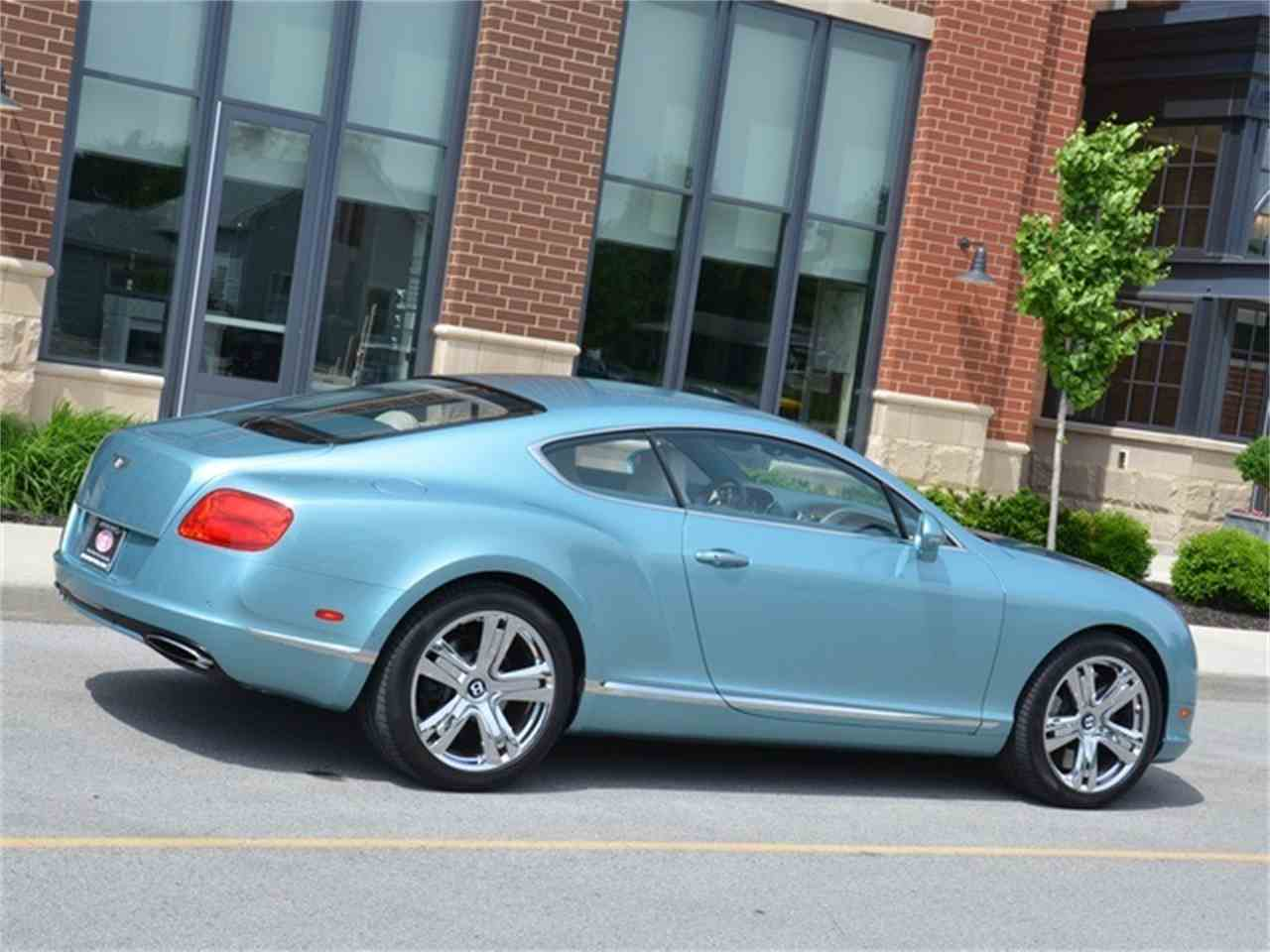 Large Picture of 2012 Bentley Continental Offered by Abreu Motors - FX2U