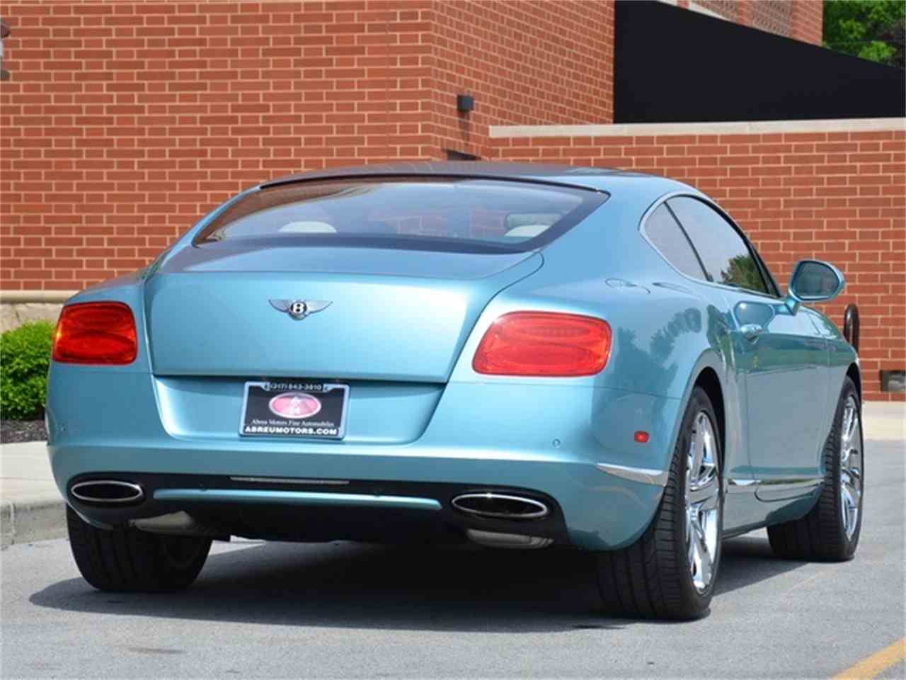 Large Picture of '12 Continental - FX2U