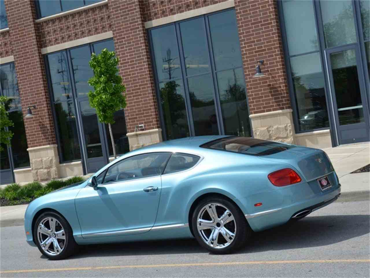Large Picture of 2012 Bentley Continental Auction Vehicle - FX2U