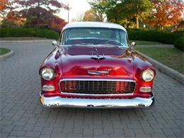 Picture of Classic '55 Chevrolet Bel Air Auction Vehicle - FV0C