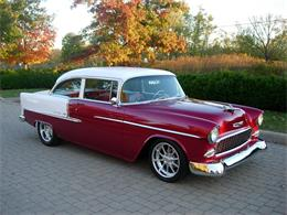 Picture of Classic 1955 Chevrolet Bel Air located in Newark Ohio Offered by JJ Rods, LLC - FV0C