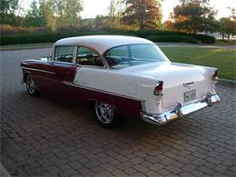 Picture of '55 Bel Air located in Newark Ohio Auction Vehicle Offered by JJ Rods, LLC - FV0C