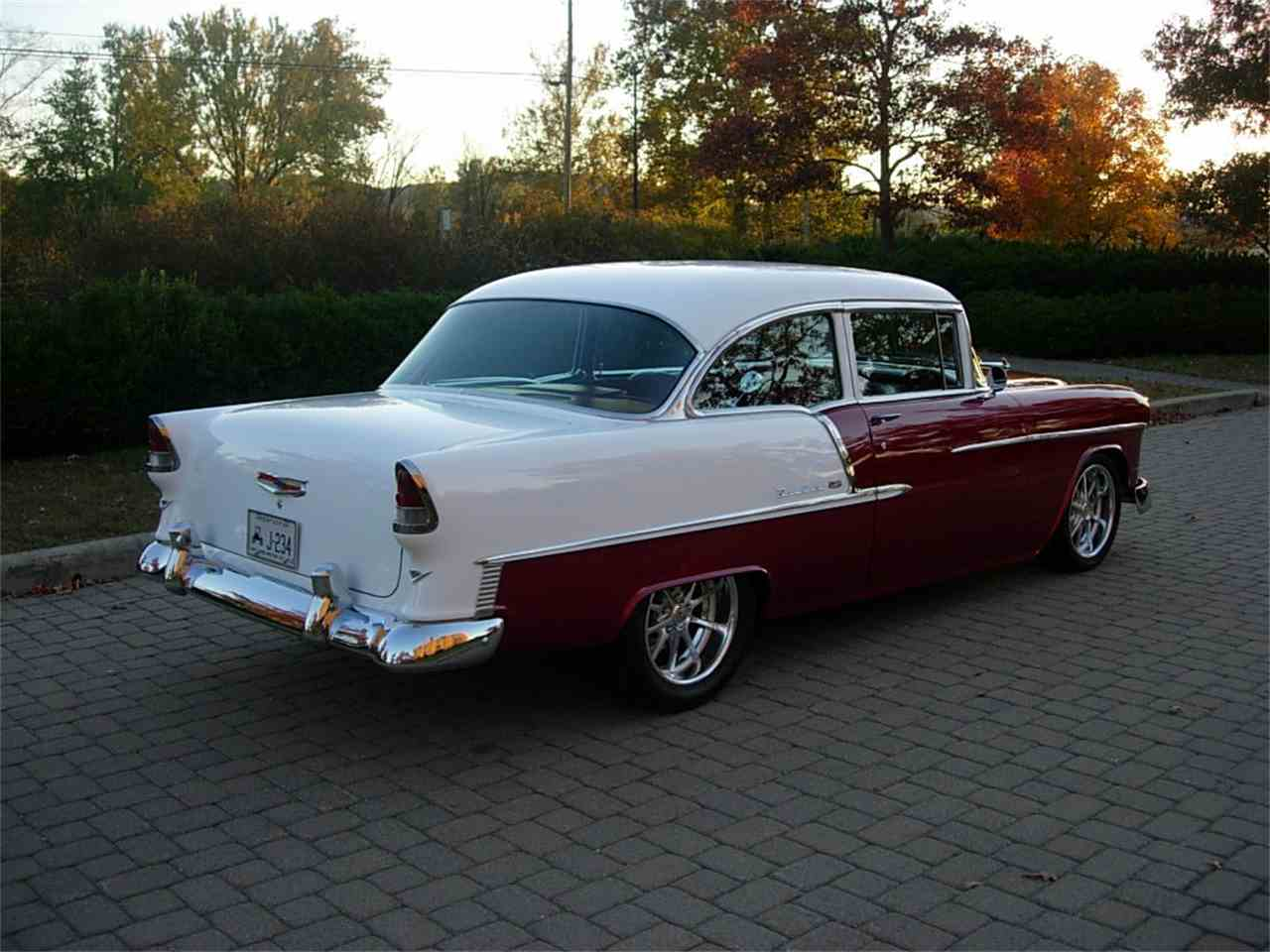 Large Picture of '55 Bel Air - FV0C