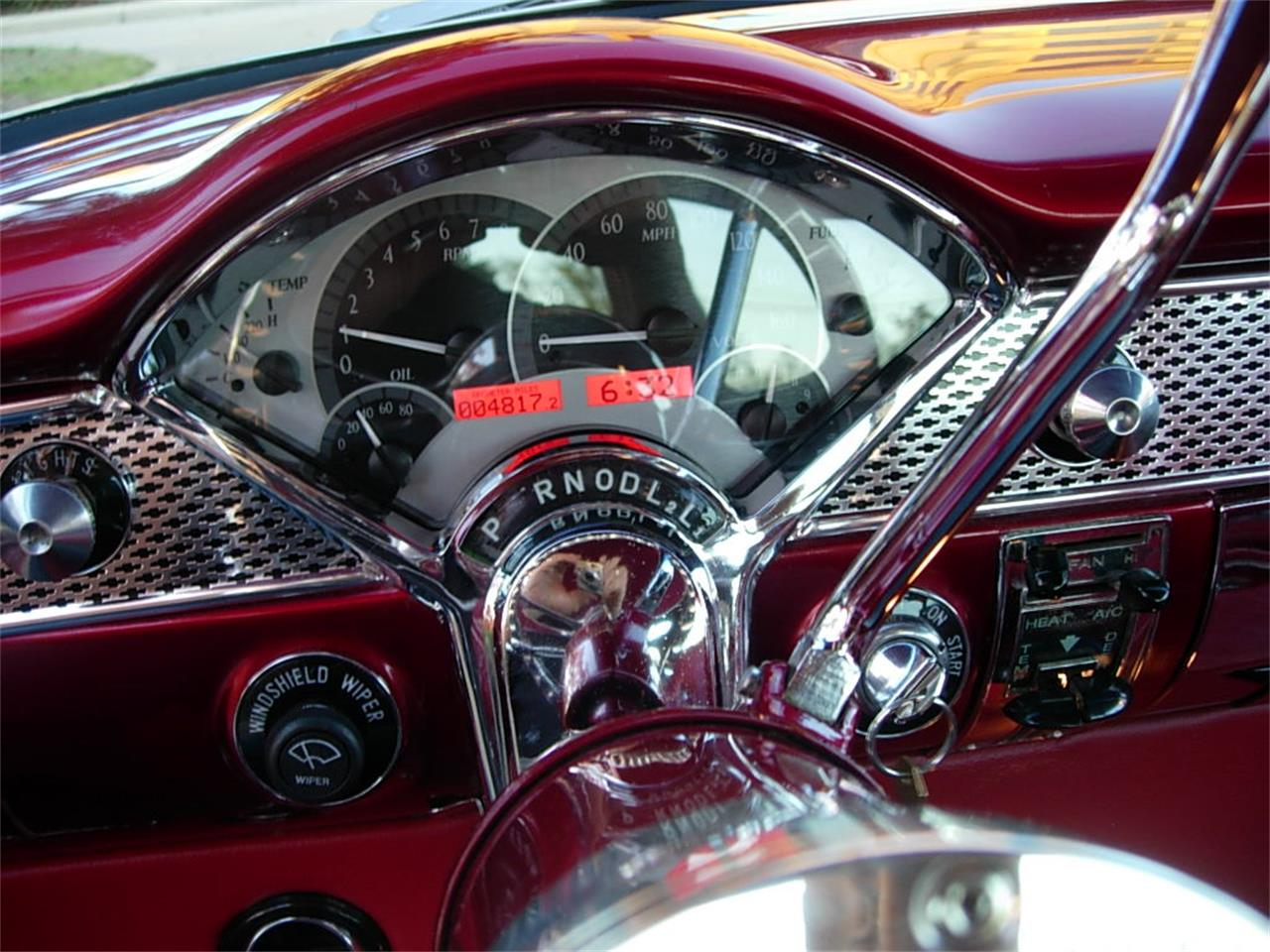 Large Picture of Classic '55 Bel Air Auction Vehicle Offered by JJ Rods, LLC - FV0C