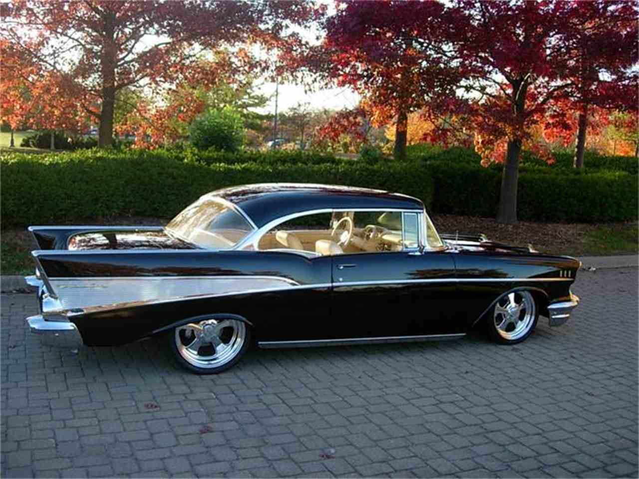 Large Picture of '57 Bel Air - FV0D
