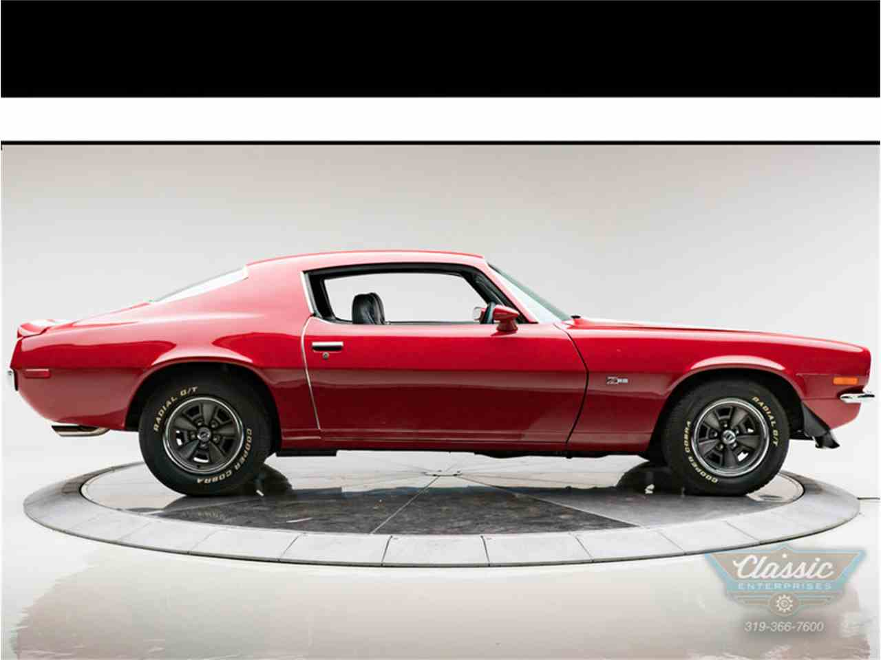 Large Picture of '72 Camaro - FXFP