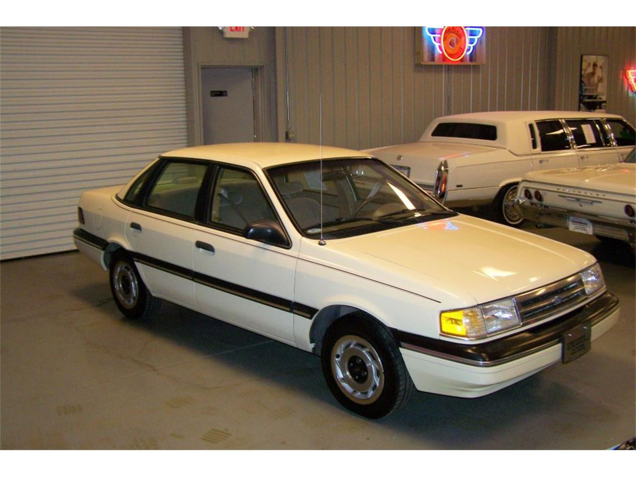 1989 Ford Tempo Sedan Awd For Sale