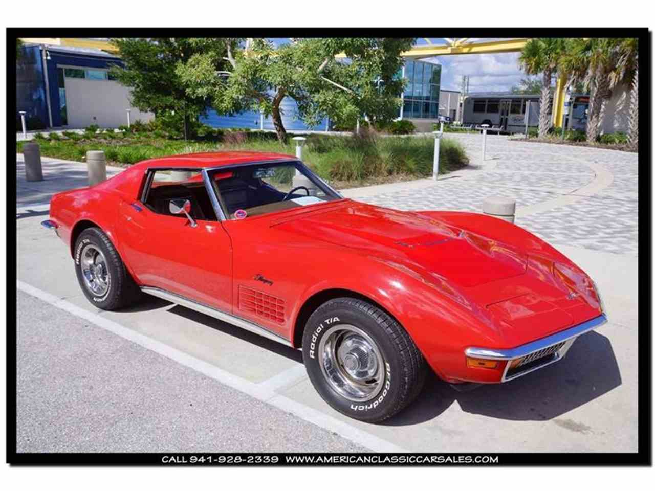 Large Picture of '72 Chevrolet Corvette - $39,590.00 Offered by American Classic Car Sales - FXP2