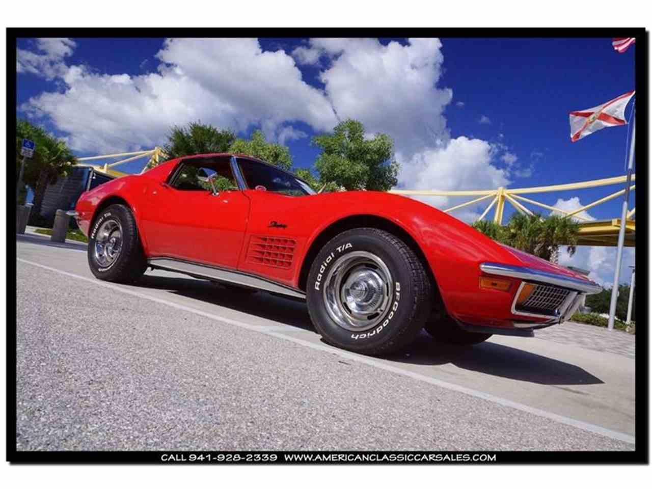 Large Picture of Classic 1972 Chevrolet Corvette - FXP2
