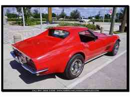 Picture of Classic 1972 Corvette located in Sarasota Florida Offered by American Classic Car Sales - FXP2