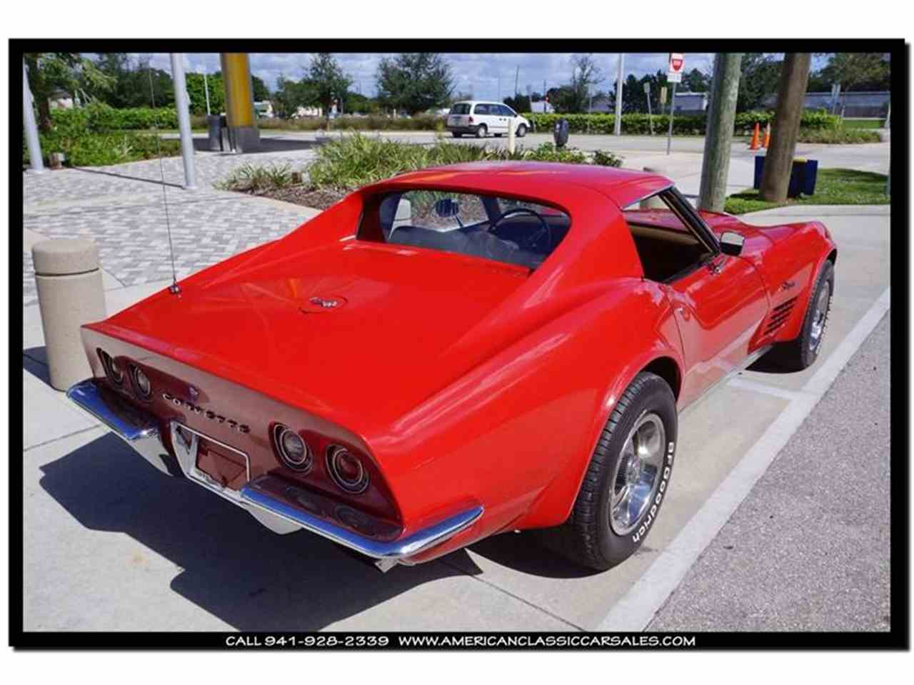 Large Picture of '72 Corvette Offered by American Classic Car Sales - FXP2