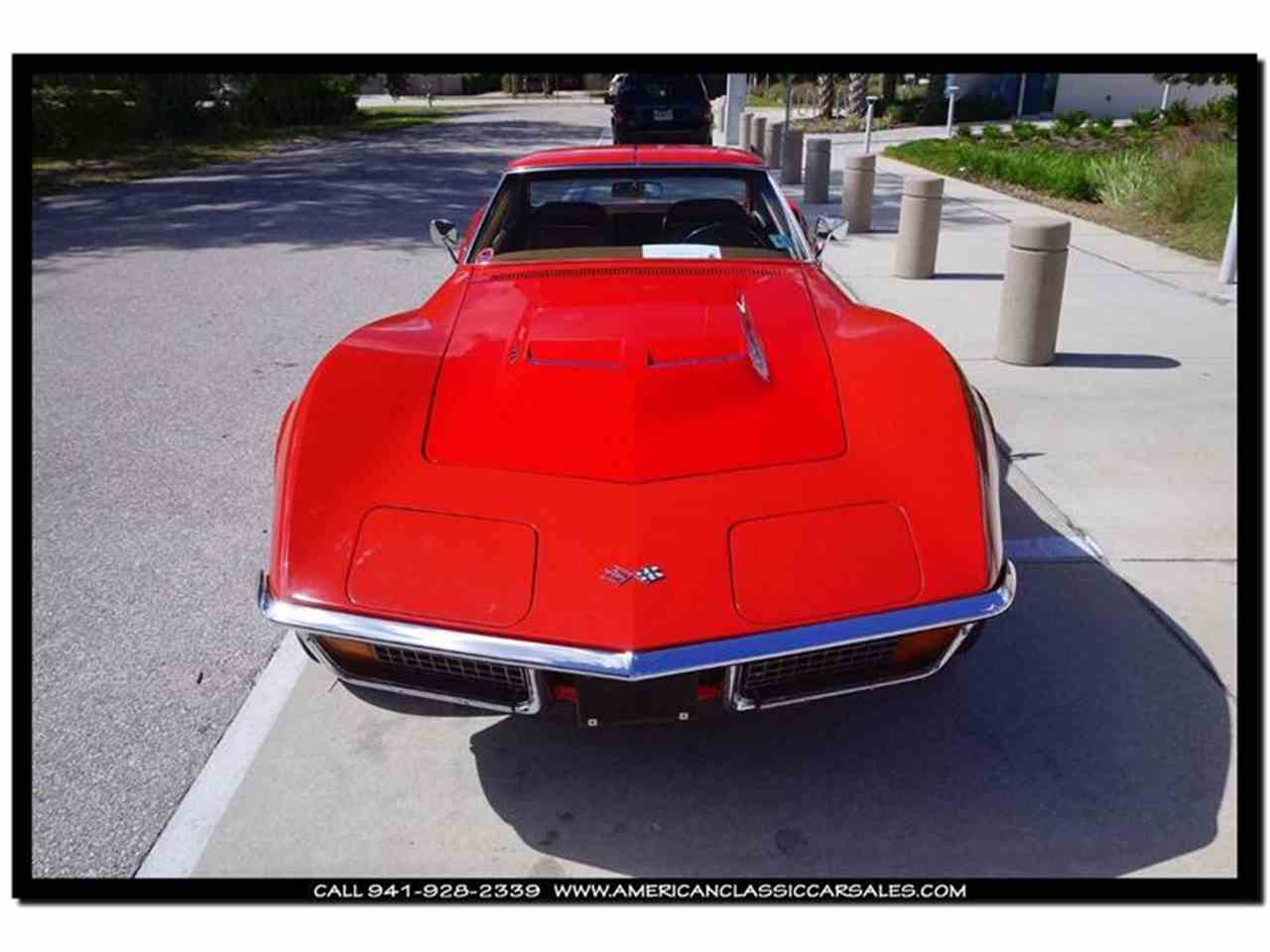 Large Picture of Classic 1972 Chevrolet Corvette located in Florida - $39,590.00 - FXP2