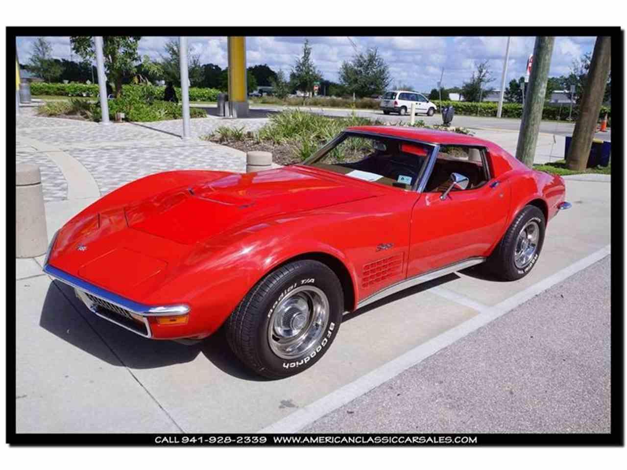 Large Picture of '72 Corvette - FXP2