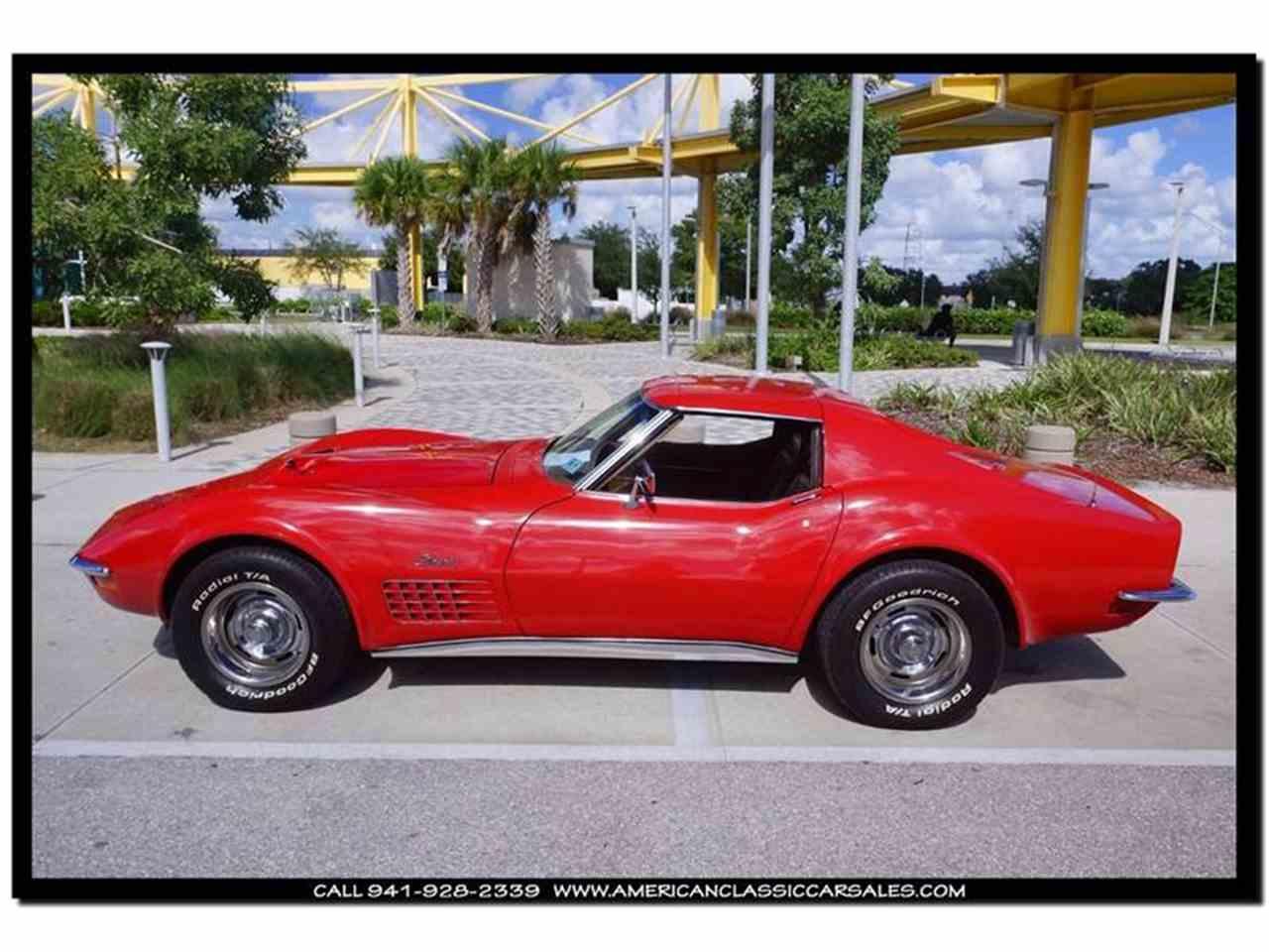 Large Picture of '72 Corvette located in Sarasota Florida - FXP2
