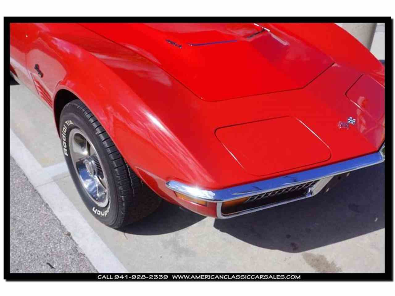 Large Picture of Classic '72 Chevrolet Corvette - FXP2