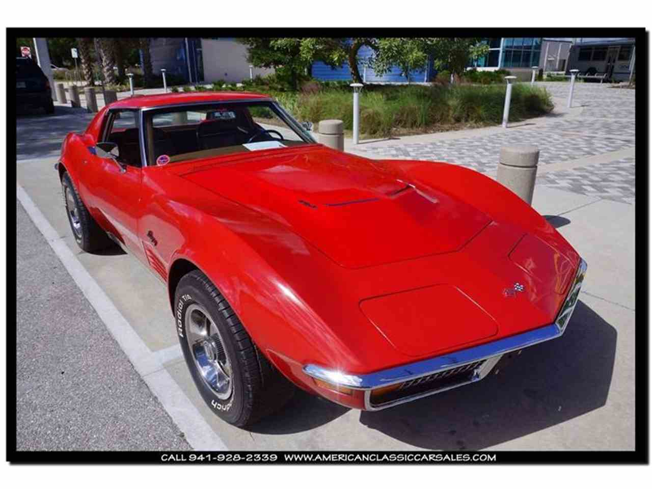 Large Picture of '72 Corvette - $39,590.00 Offered by American Classic Car Sales - FXP2