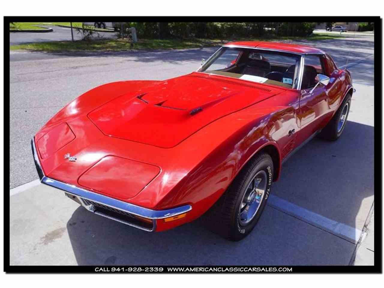 Large Picture of 1972 Corvette - FXP2