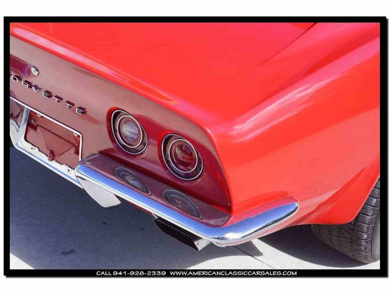 Large Picture of '72 Corvette located in Florida Offered by American Classic Car Sales - FXP2
