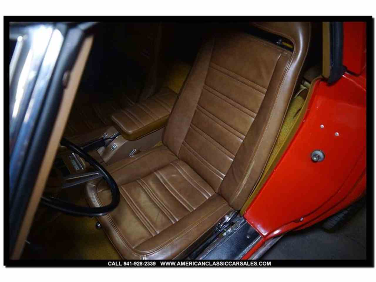 Large Picture of '72 Chevrolet Corvette Offered by American Classic Car Sales - FXP2