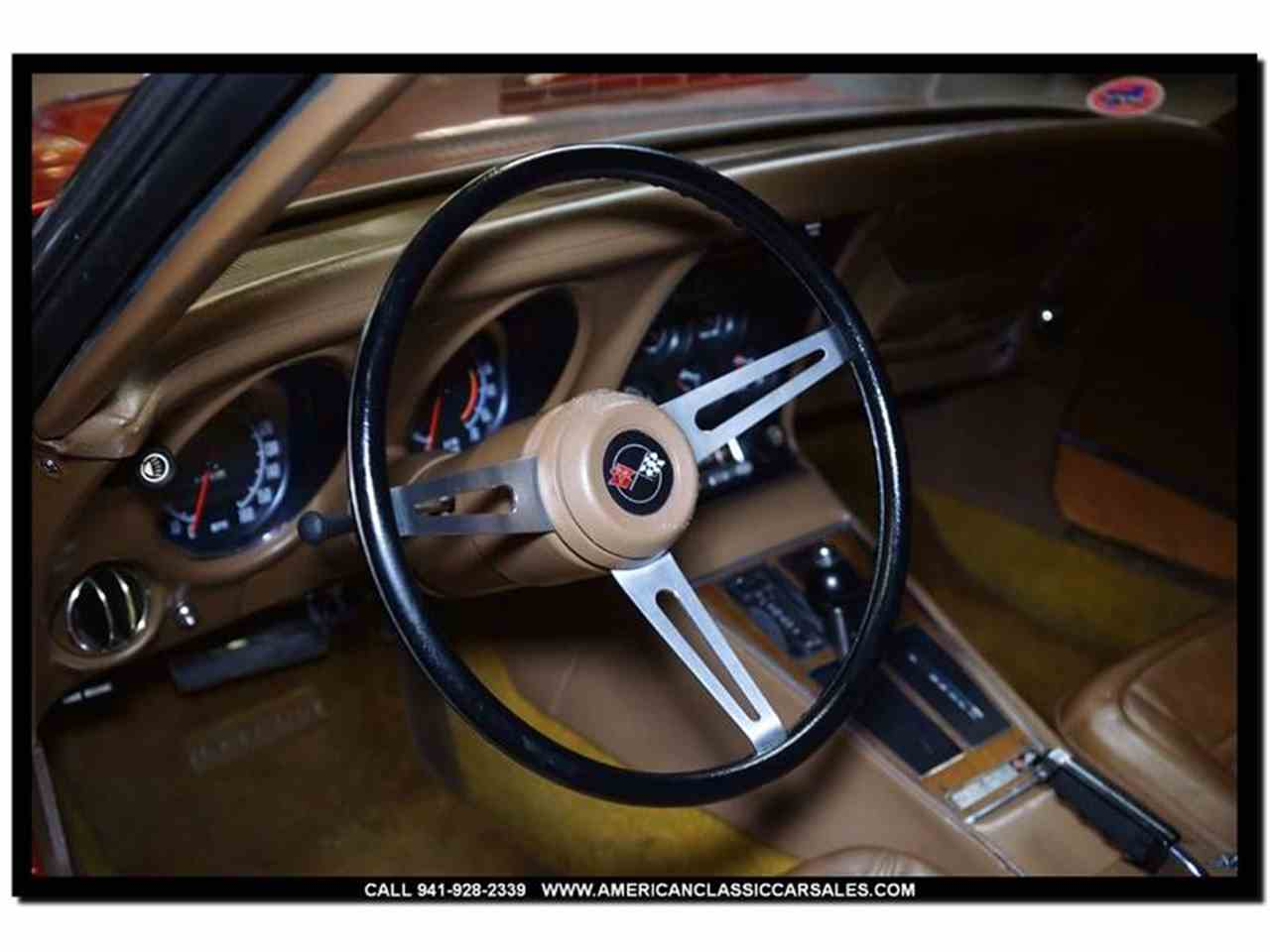 Large Picture of '72 Chevrolet Corvette located in Florida - $39,590.00 - FXP2