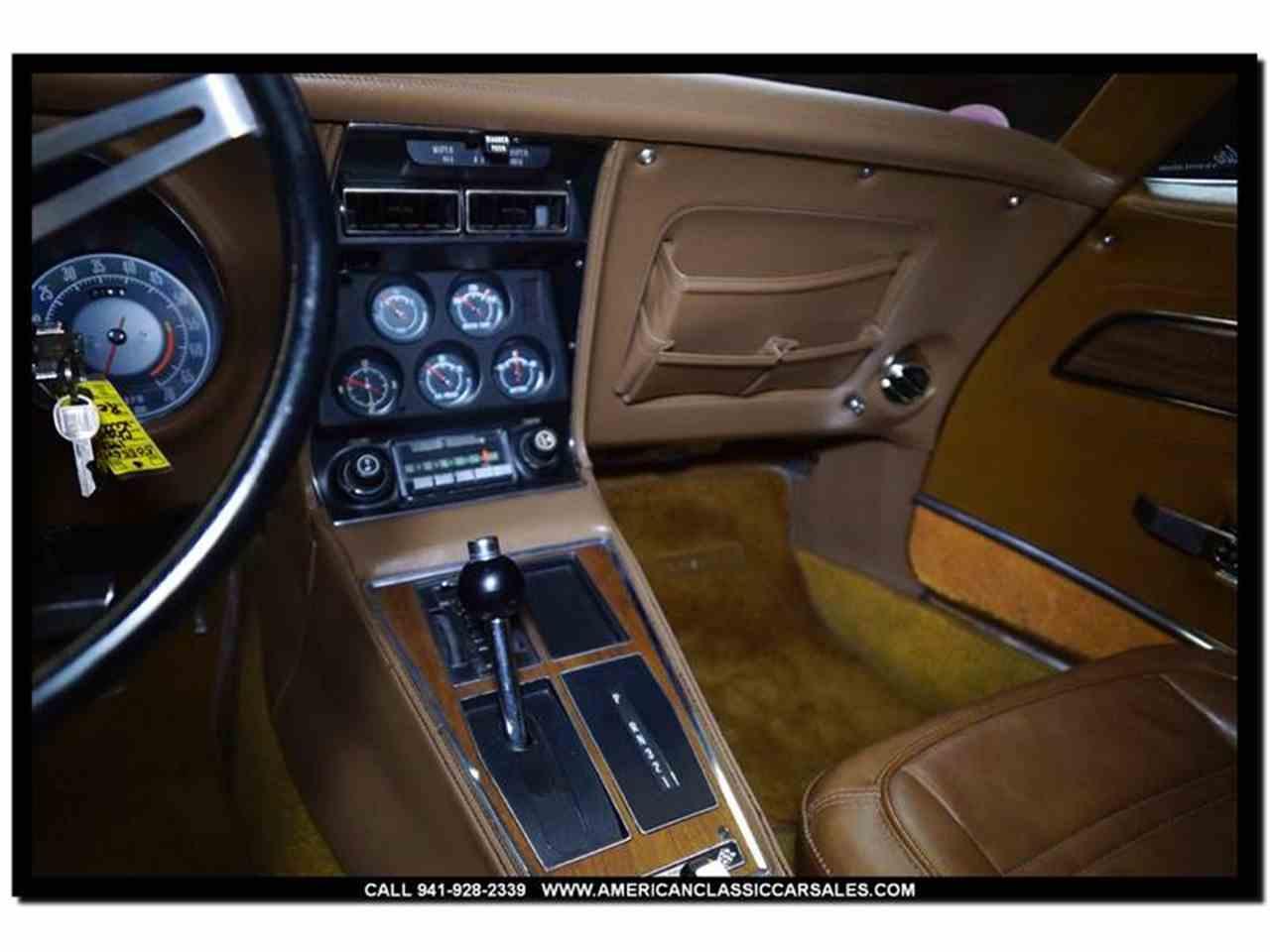 Large Picture of Classic 1972 Chevrolet Corvette located in Sarasota Florida - $39,590.00 - FXP2
