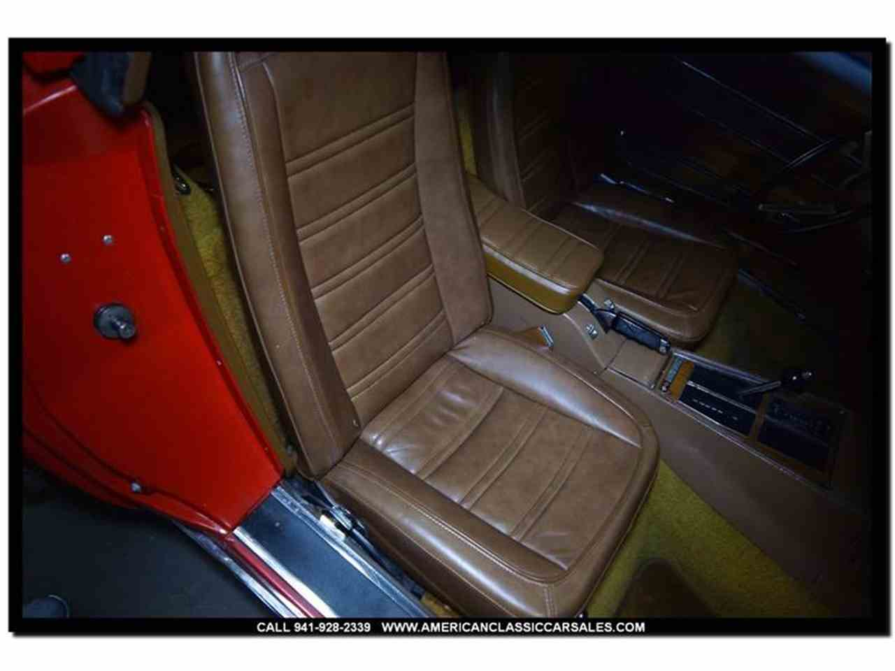 Large Picture of 1972 Chevrolet Corvette Offered by American Classic Car Sales - FXP2