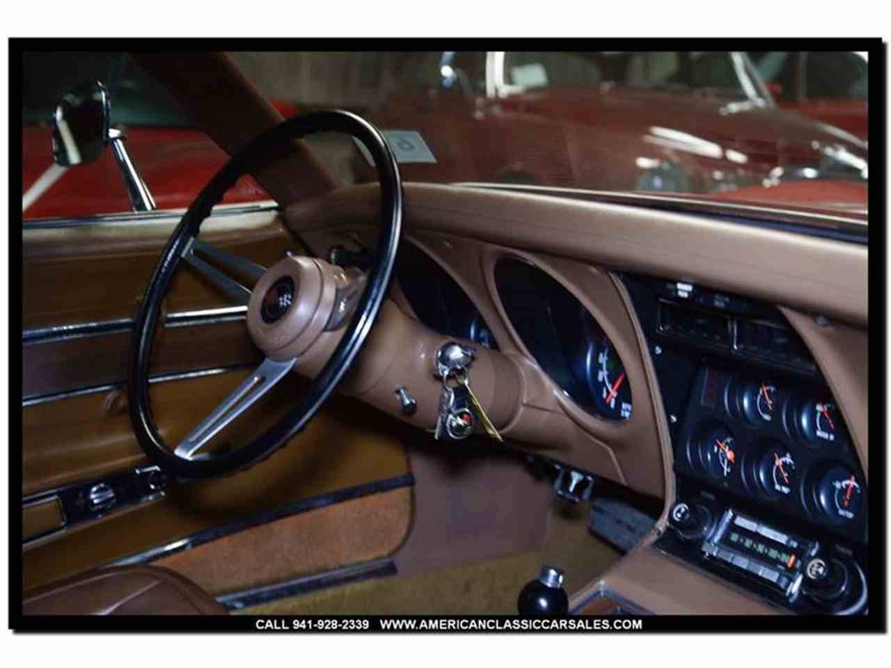 Large Picture of 1972 Chevrolet Corvette - $39,590.00 Offered by American Classic Car Sales - FXP2