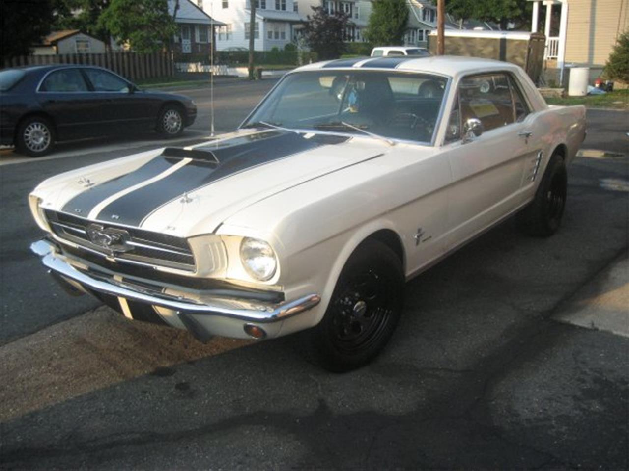 Large Picture of Classic '66 Mustang located in New Jersey - FXPS