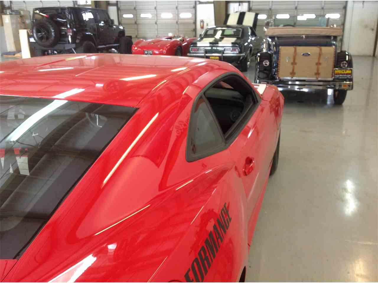 Large Picture of '15 Camaro COPO - FXZP