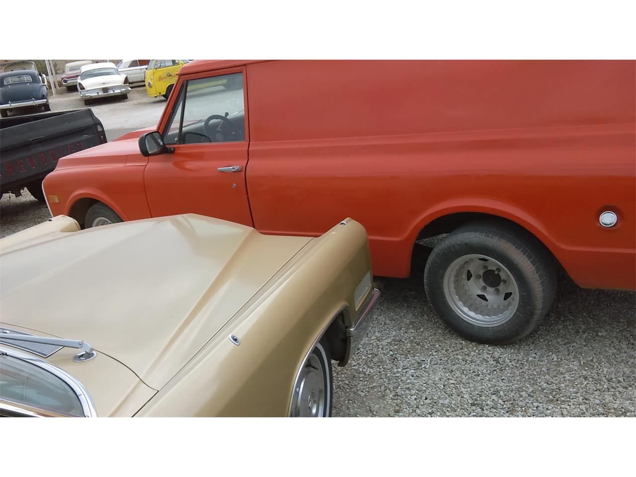 Large Picture of 1969 Chevrolet Panel Truck located in Arizona - FYHR