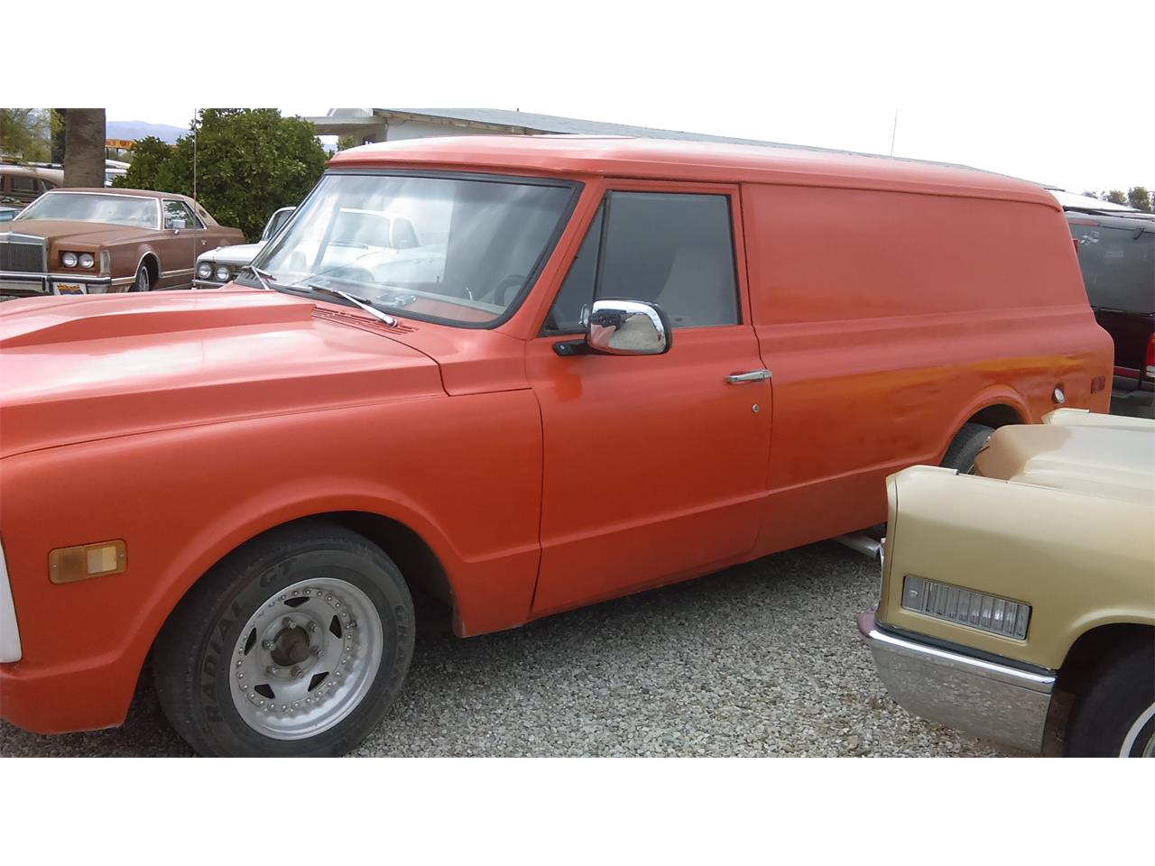 Large Picture of 1969 Chevrolet Panel Truck - $9,980.00 - FYHR