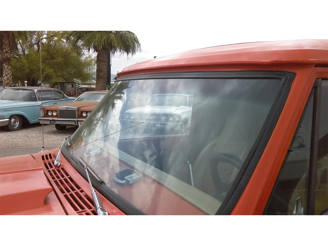 Large Picture of '69 Chevrolet Panel Truck - FYHR