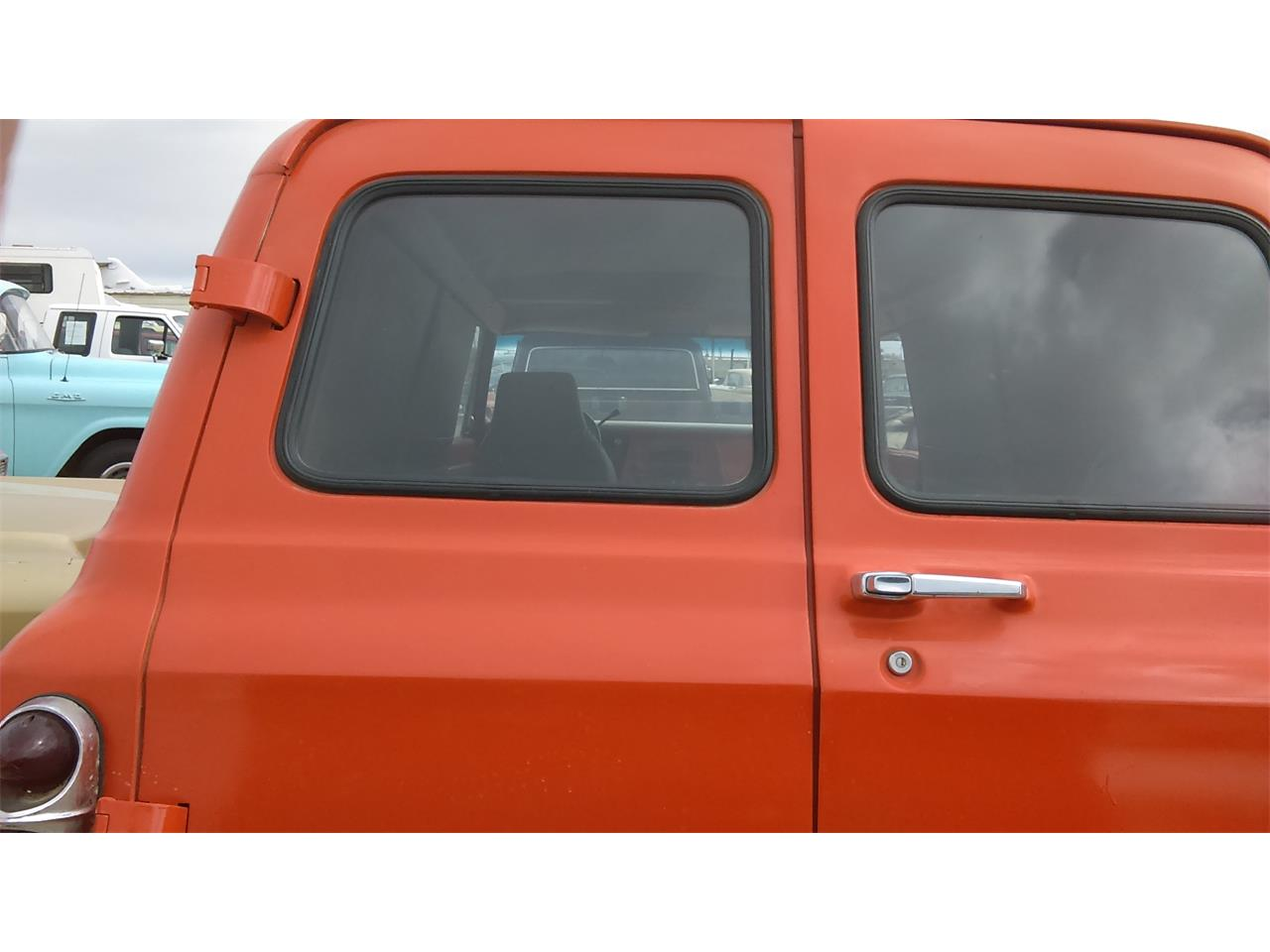 Large Picture of Classic 1969 Chevrolet Panel Truck - $9,980.00 Offered by Desert Gardens Classic Cars - FYHR