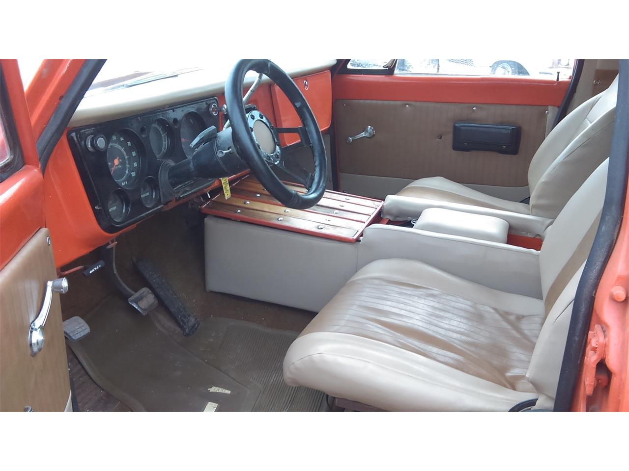 Large Picture of Classic '69 Chevrolet Panel Truck Offered by Desert Gardens Classic Cars - FYHR