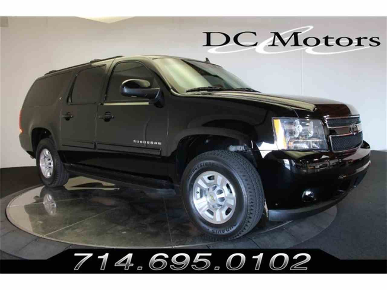 Large Picture of '11 Suburban located in California Offered by DC Motors - FYNW