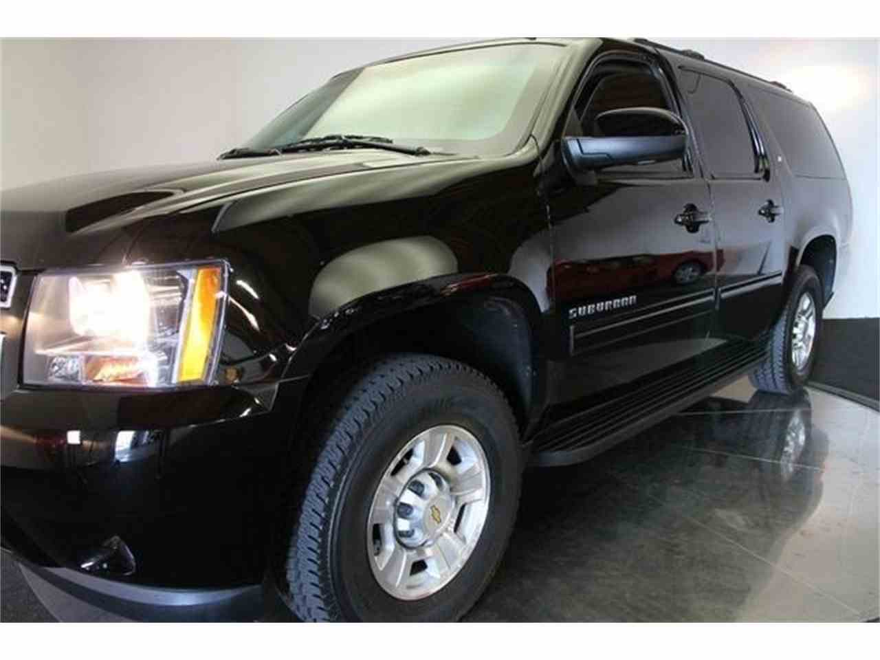 Large Picture of '11 Suburban - $69,900.00 - FYNW