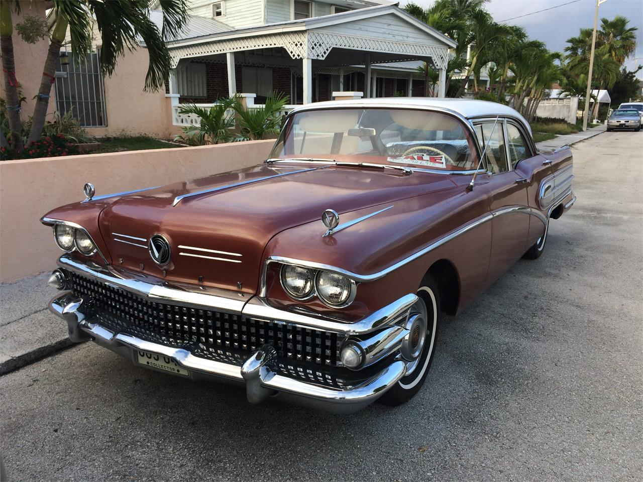 1958 buick special for sale cc 744812. Black Bedroom Furniture Sets. Home Design Ideas