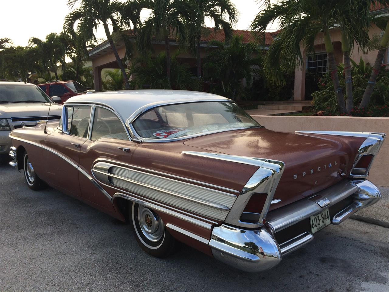 Large Picture of 1958 Buick Special - $20,000.00 - FYP8