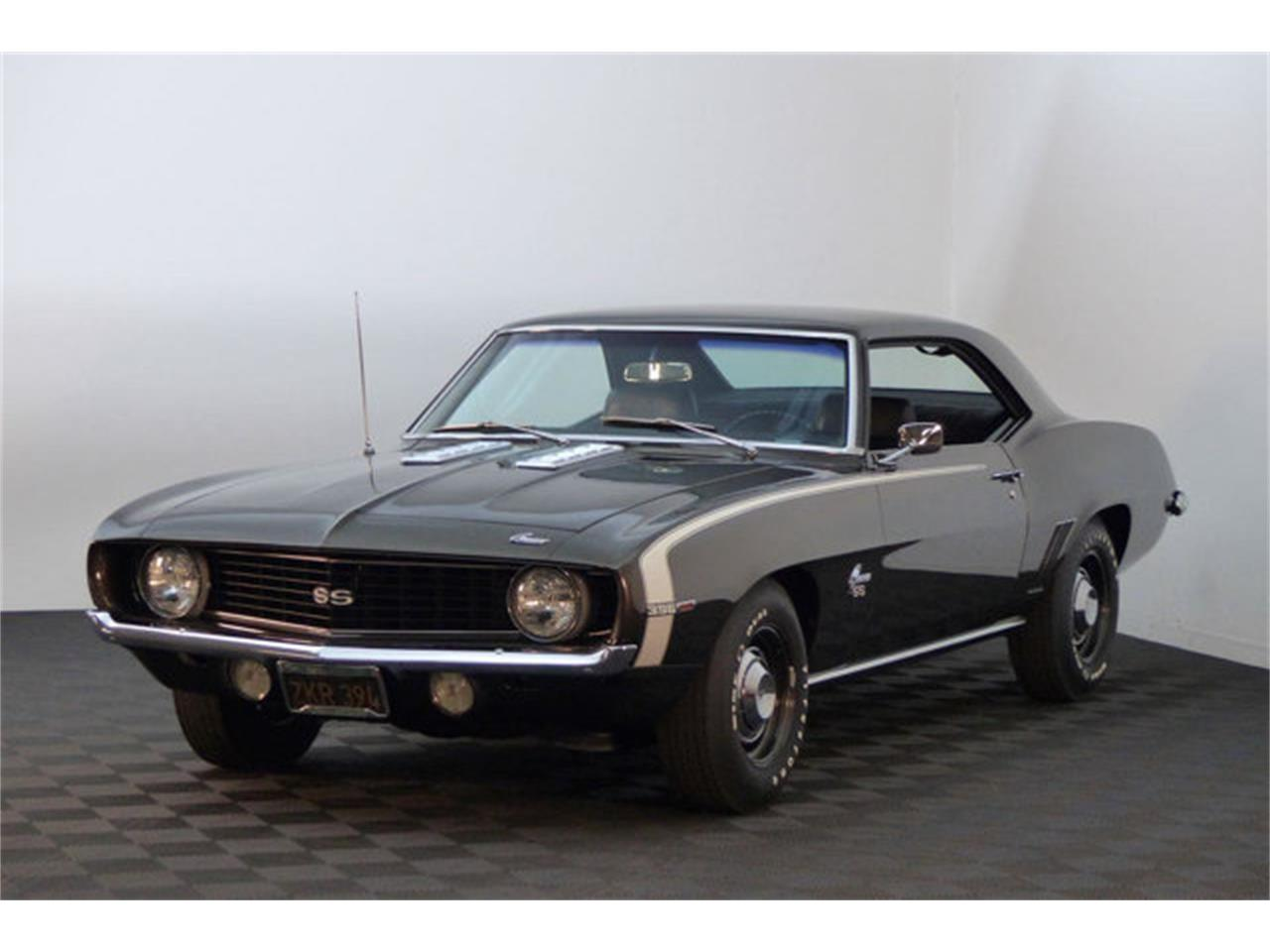 Large Picture of '69 Camaro located in North Carolina - $79,990.00 Offered by Hendrick Performance - FYZ7