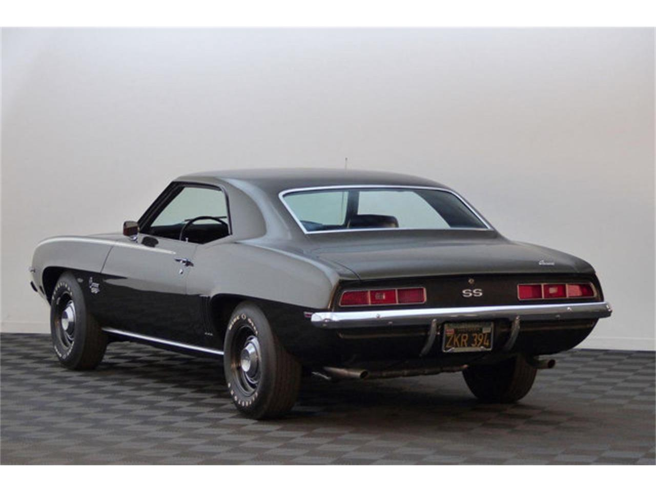 Large Picture of 1969 Chevrolet Camaro Offered by Hendrick Performance - FYZ7