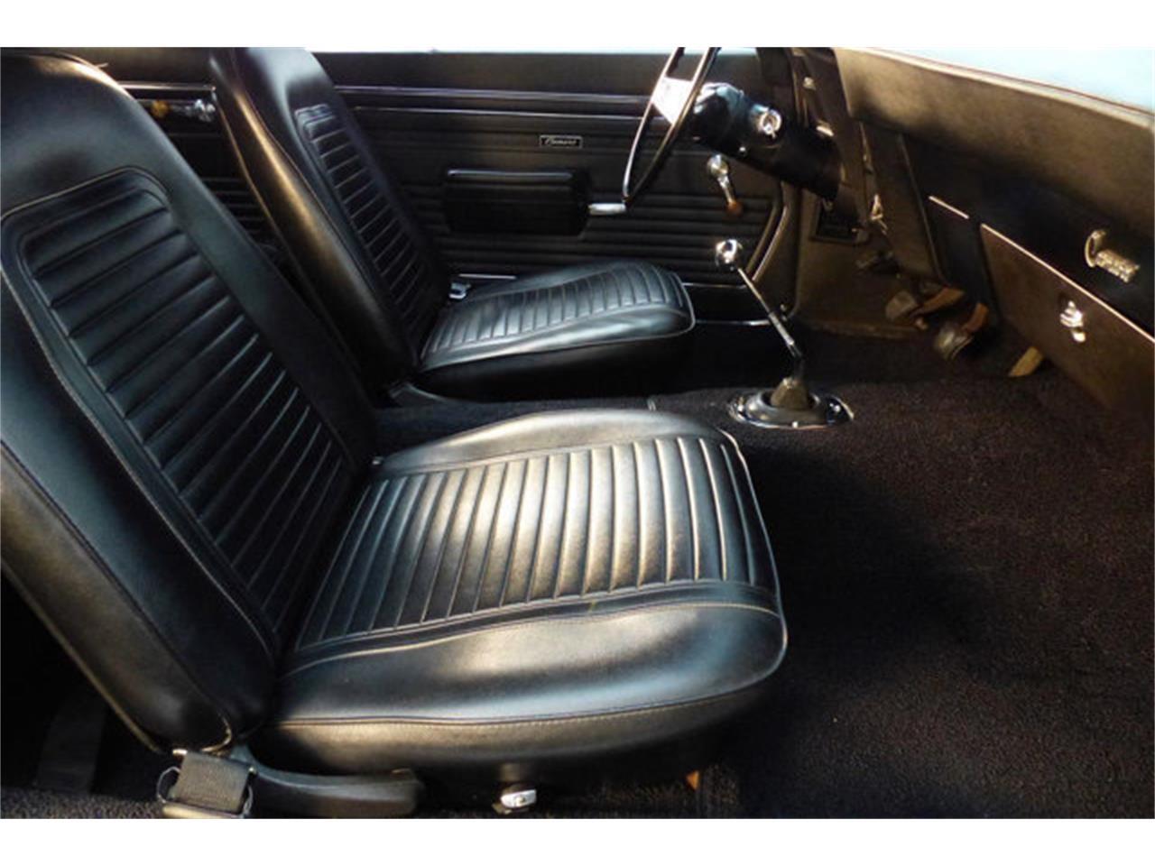 Large Picture of Classic '69 Chevrolet Camaro located in North Carolina - FYZ7
