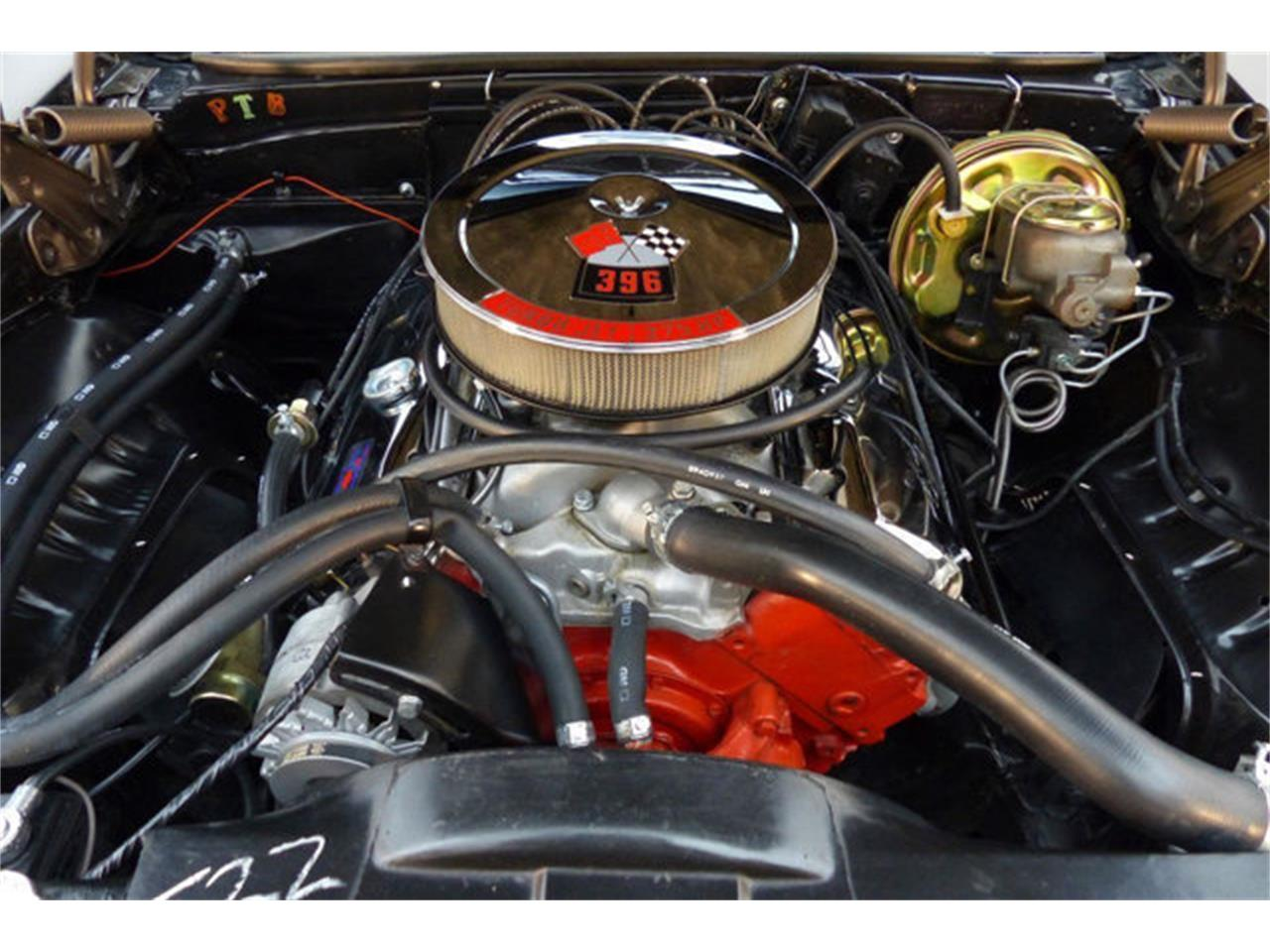 Large Picture of '69 Chevrolet Camaro located in North Carolina - $79,990.00 Offered by Hendrick Performance - FYZ7