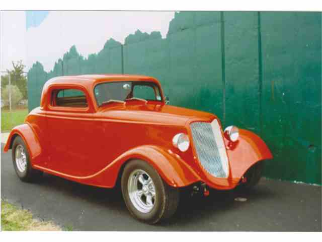 Picture of '34 Ford Coupe located in Missouri Offered by a Private Seller - FYZQ