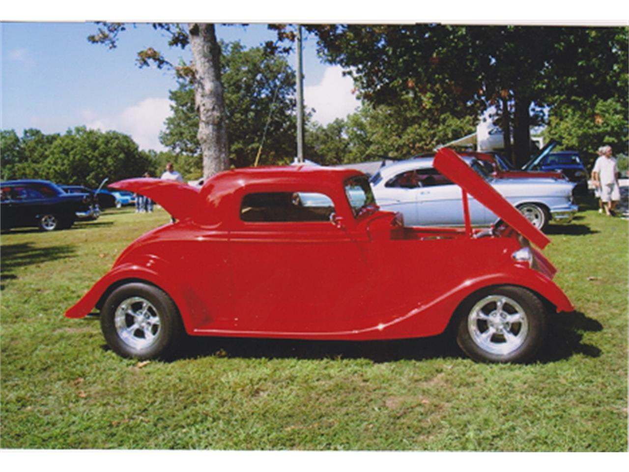 Large Picture of '34 Ford Coupe located in Camdenton Missouri - $57,900.00 - FYZQ