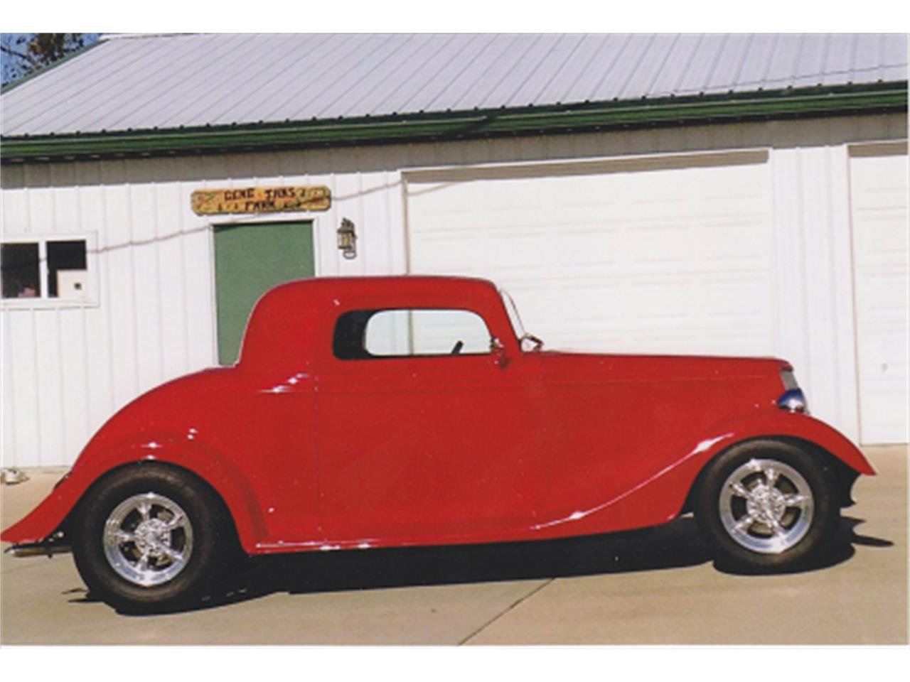 Large Picture of '34 Coupe - FYZQ