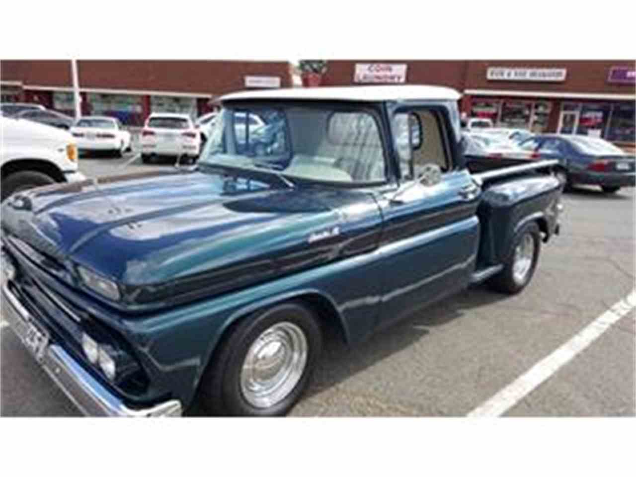 Large Picture of 1961 Chevrolet Apache located in WOODBRIDGE Virginia - $15,600.00 Offered by a Private Seller - FZ6U