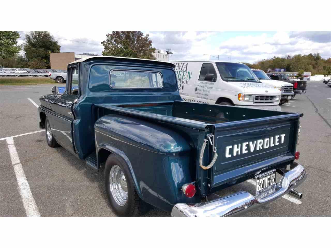 Large Picture of Classic 1961 Chevrolet Apache located in Virginia - $15,600.00 - FZ6U
